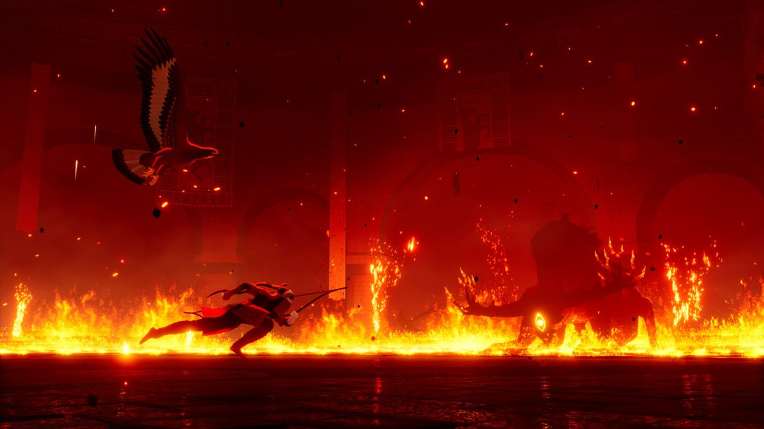 The Pathless Chega em Breve para PS5