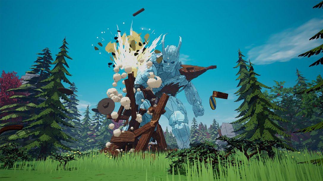 Tribes of Midgard terá sua estreia no PlayStation 5 em 2021