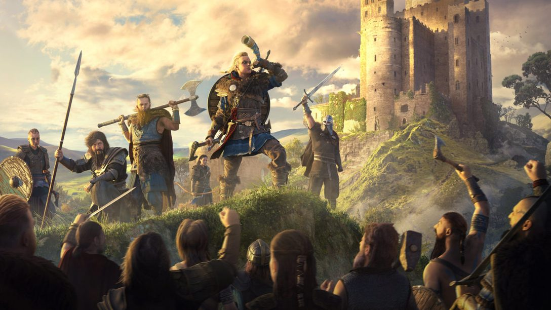 Testamos Assassin's Creed Valhalla