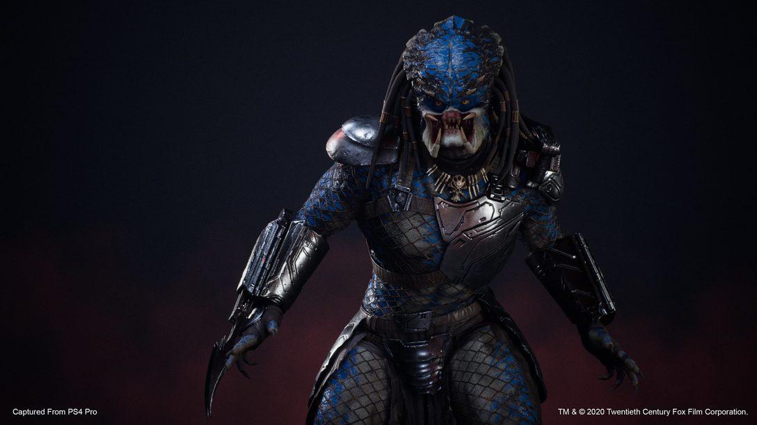 Atualização gratuita de julho chega para Predator: Hunting Grounds