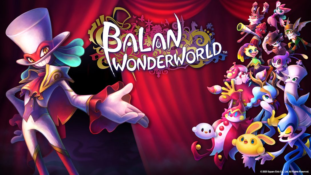 Yuji Naka convida você para conhecer o maravilhoso mundo de Balan Wonderworld