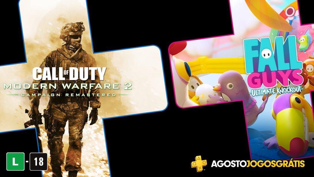 Conheça os jogos PS Plus de agosto