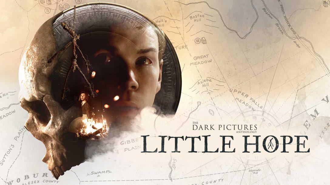 The Dark Pictures: Little Hope Chega para PS4 em 30 de Outubro