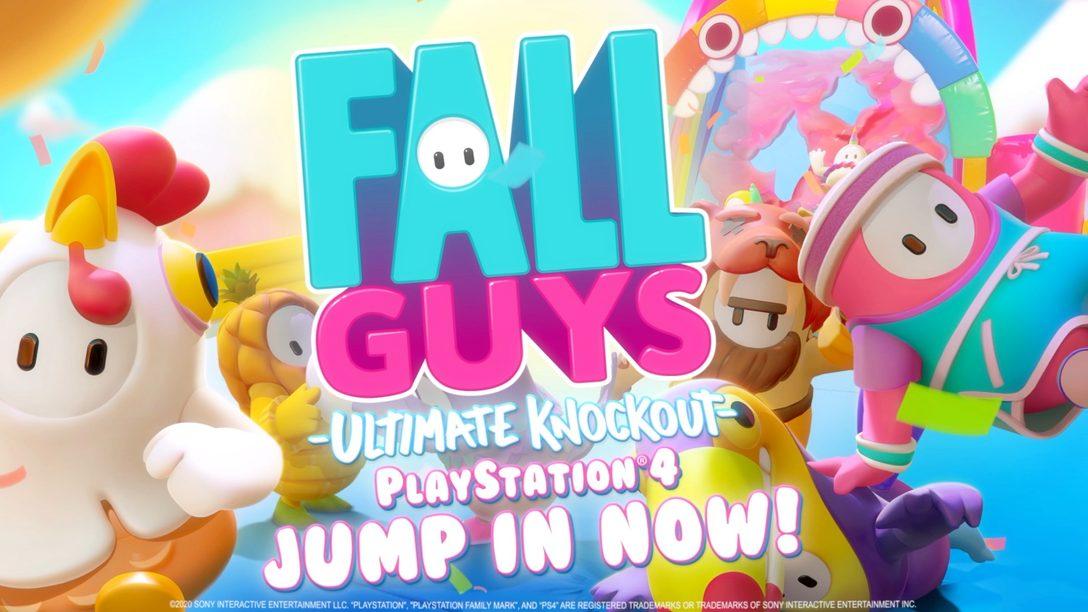 3 dicas para sair na frente em Fall Guys: Ultimate Knockout