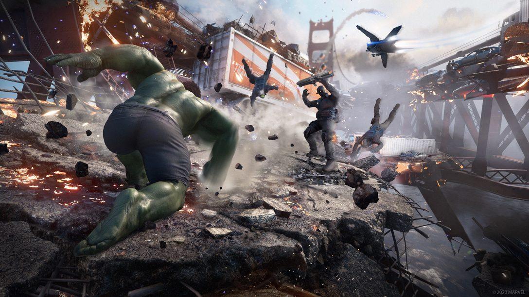 Dicas e truques para o fim de semana do Beta PlayStation de Marvel's Avengers