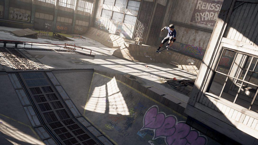 Tudo que você precisa saber sobre a Demo Warehouse de Tony Hawk's Pro Skater 1 + 2