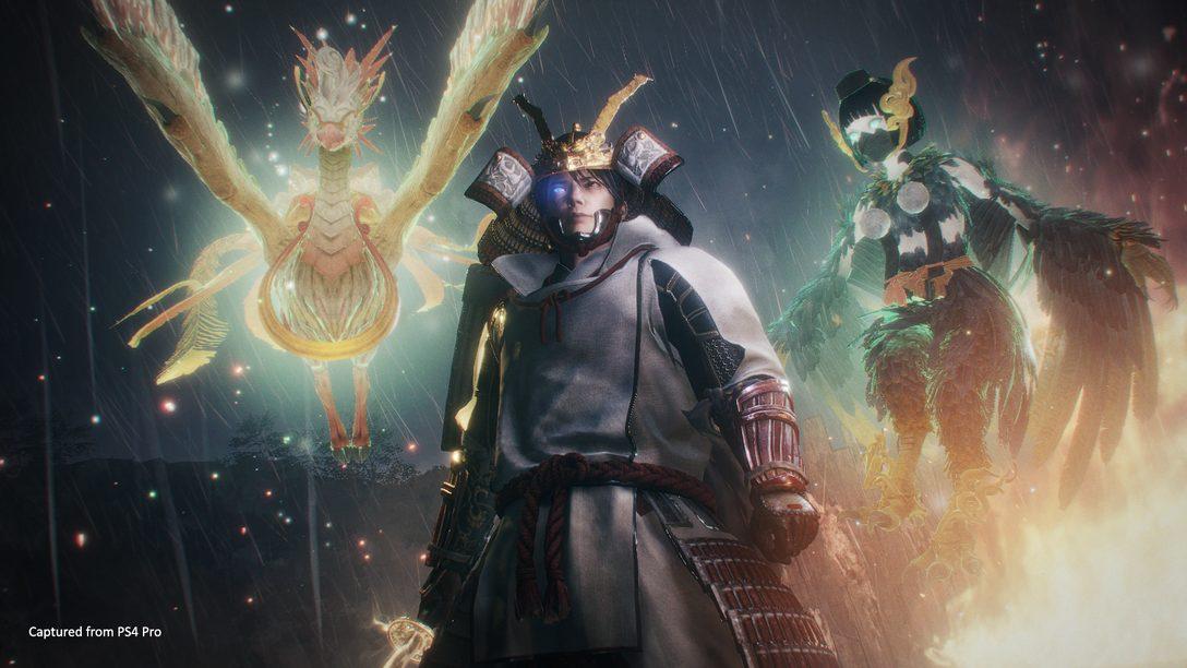 Como o Team Ninja criou a expansão The Tengu's Disciple, de Nioh 2