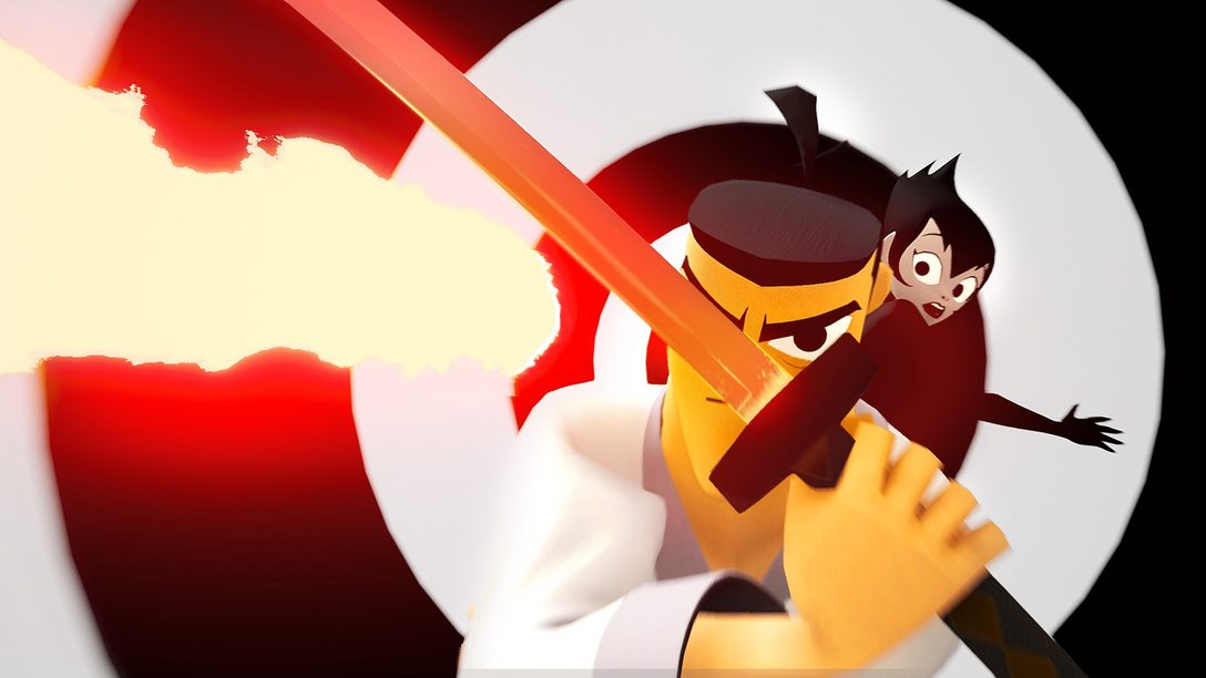 De volta ao mundo de Samurai Jack