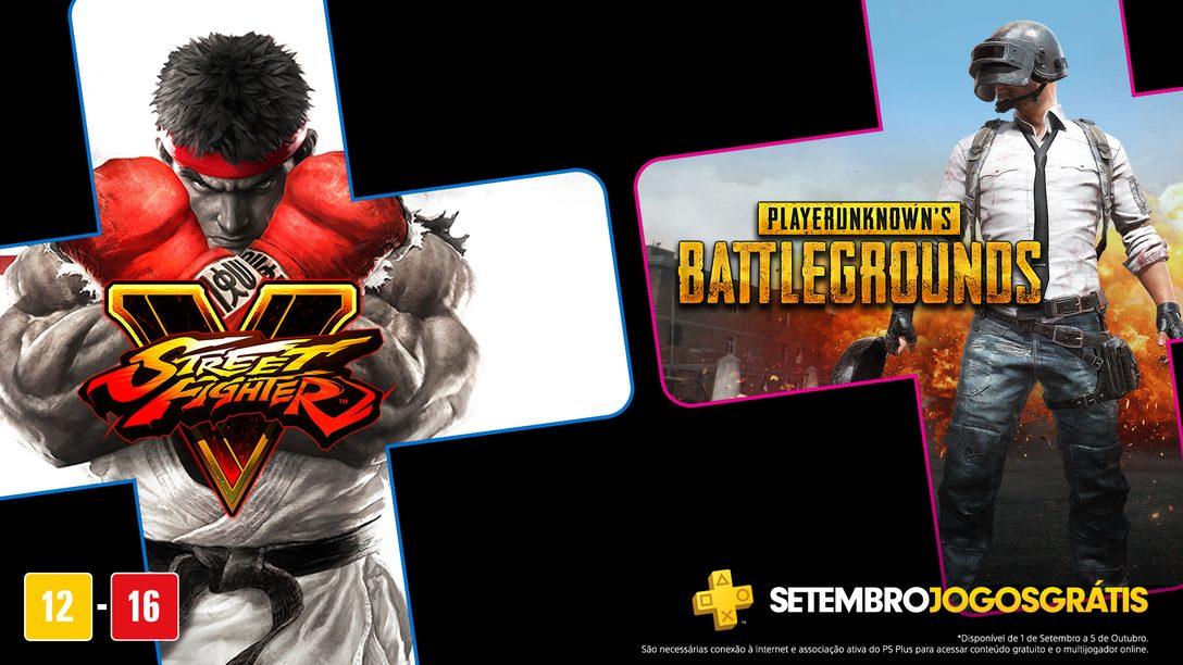 Confira os jogos gratuitos de setembro para membros PS Plus