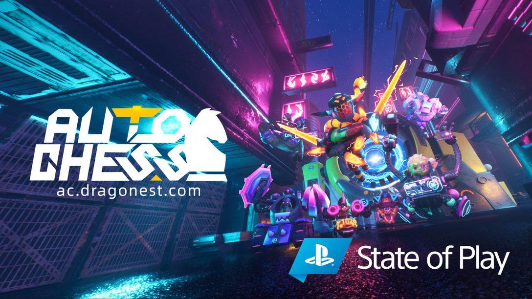 Auto Chess chega para PlayStation 4 em outubro de 2020