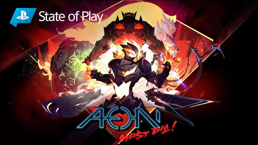Aeon Must Die incendeia a galáxia no PlayStation 4