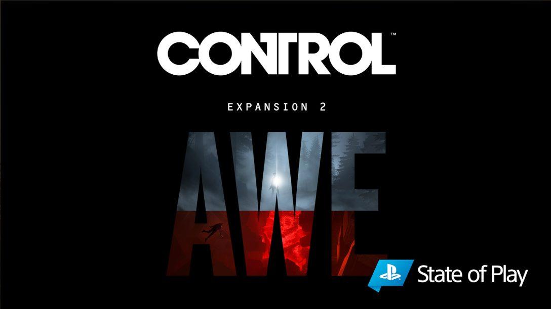 A expansão AWE de Control esclarece novos mistérios no dia 27 de agosto