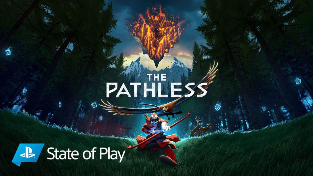 The Pathless: detalhes do gameplay desta aventura nada convencional de mundo aberto.