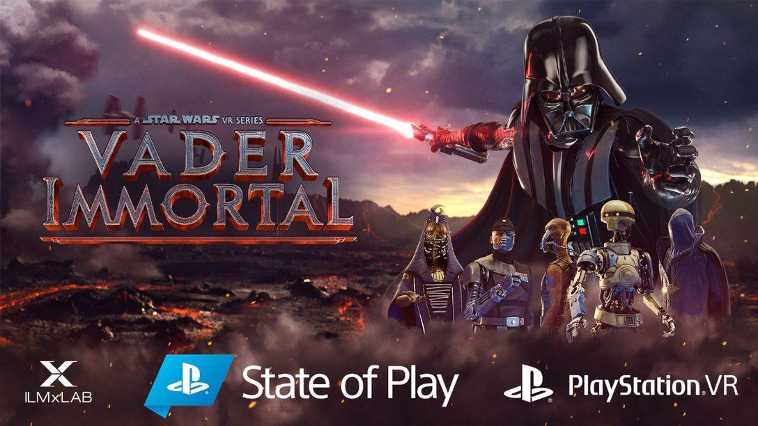 Vader Immortal: A Star Wars VR Series chega para PSVR