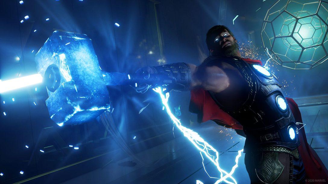 Seu primeiro fim de semana com Marvel's Avengers, disponível amanhã para PS4