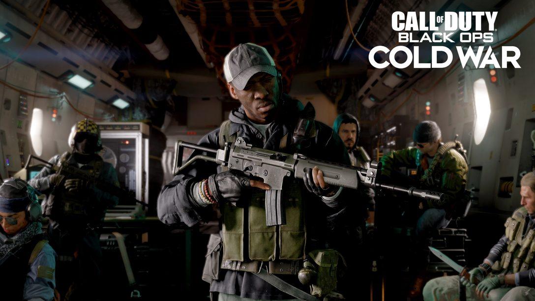Revelamos o multiplayer de Call of Duty: Black Ops Cold War