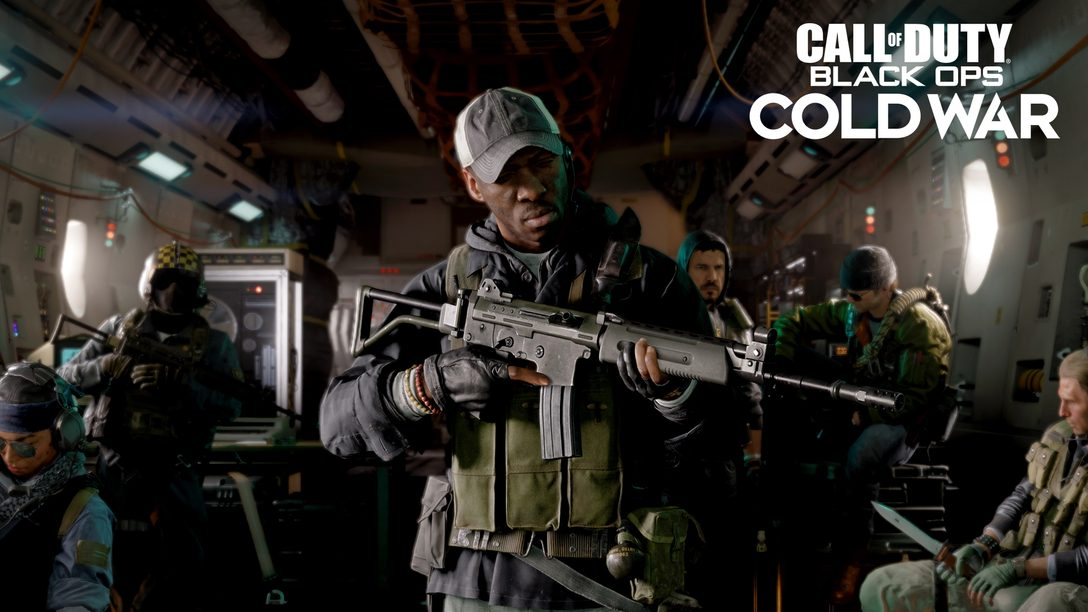 Revelamos o multiplayer de Call of Duty: Black Ops Cold War