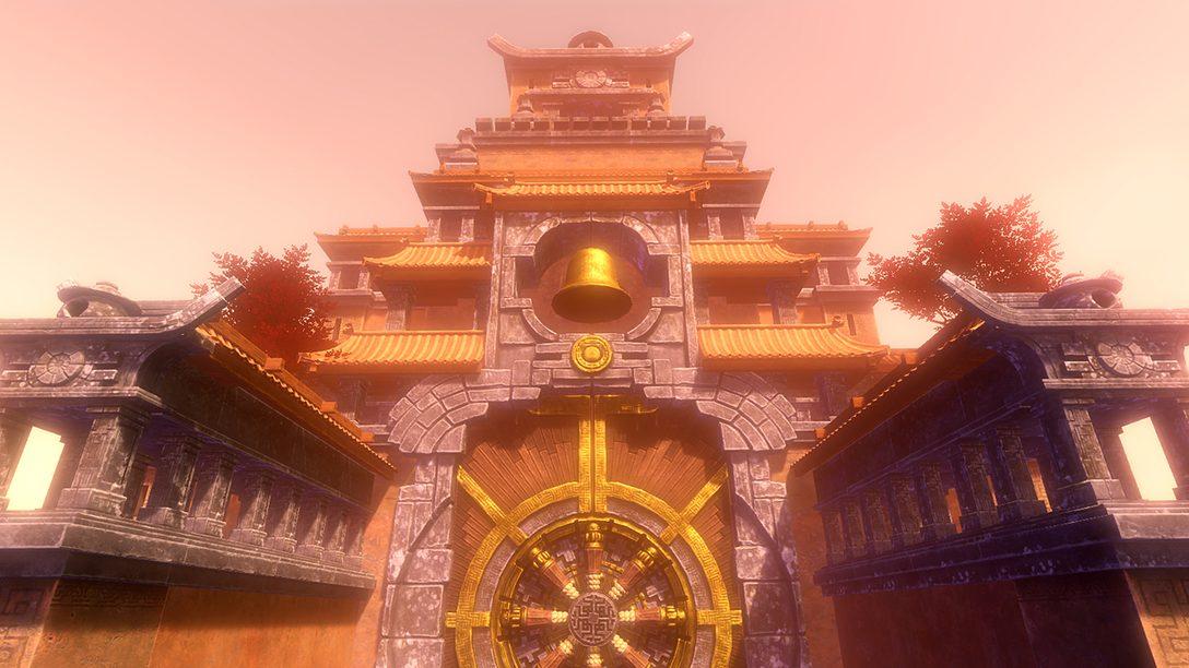Twilight Path chega para PS VR no próximo mês
