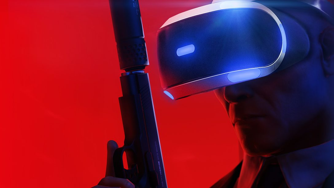 Mergulhe no World of Assassination com Hitman 3 para PS VR