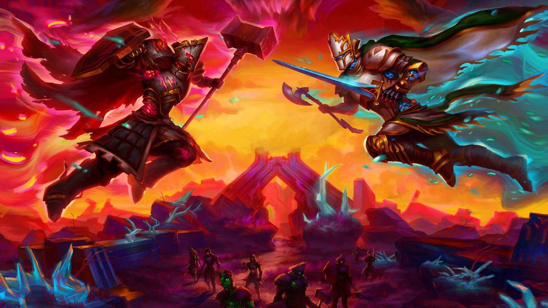Domine seu estilo de combate em Until You Fall, que chega para PS VR dia 29 de setembro