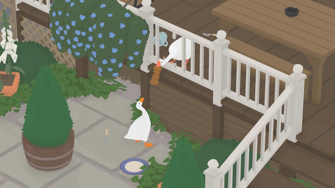Como a House House criou o multiplayer de Untitled Goose Game