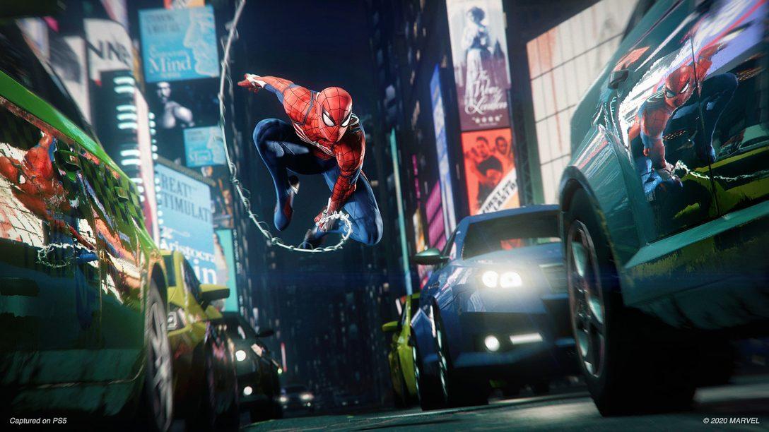 Confira detalhes sobre Marvel's Spider-Man Remasterizado