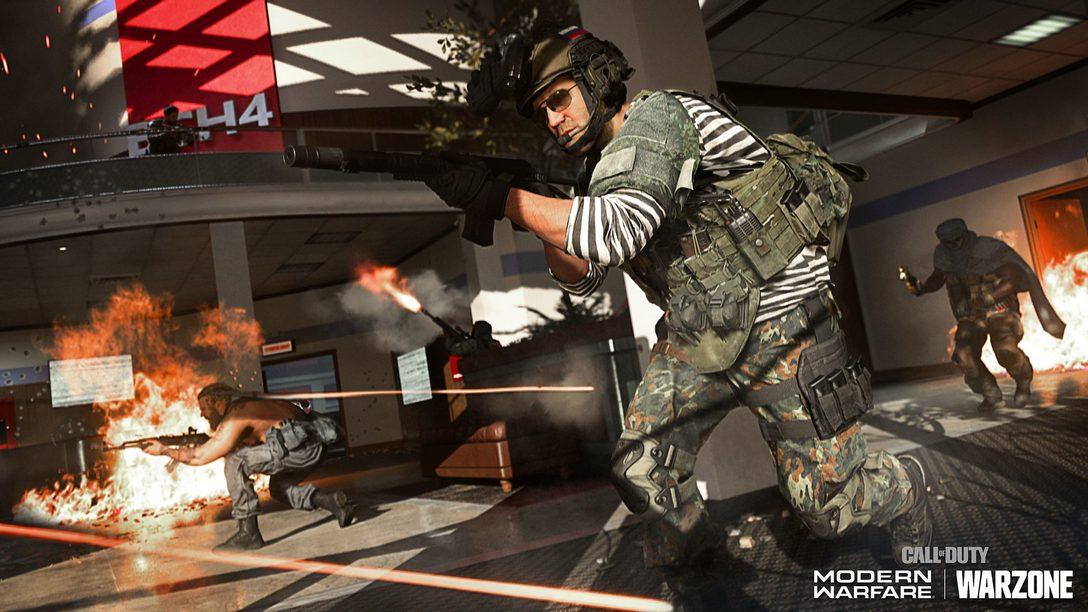 Call of Duty: Modern Warfare Season Six terá uma linha de metrô!