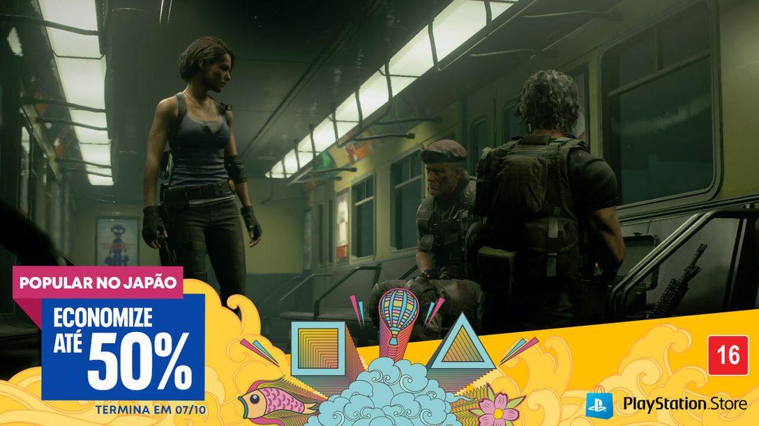 A promoção Popular no Japão da PlayStation Store está de volta!