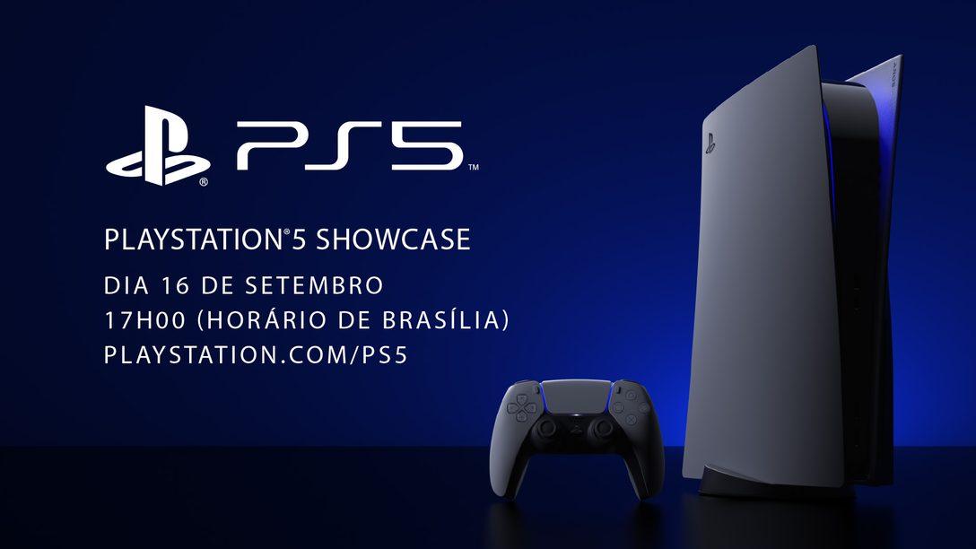 Assista ao vivo: apresentação de novidades para PlayStation 5, quarta-feira, 16 de setembro