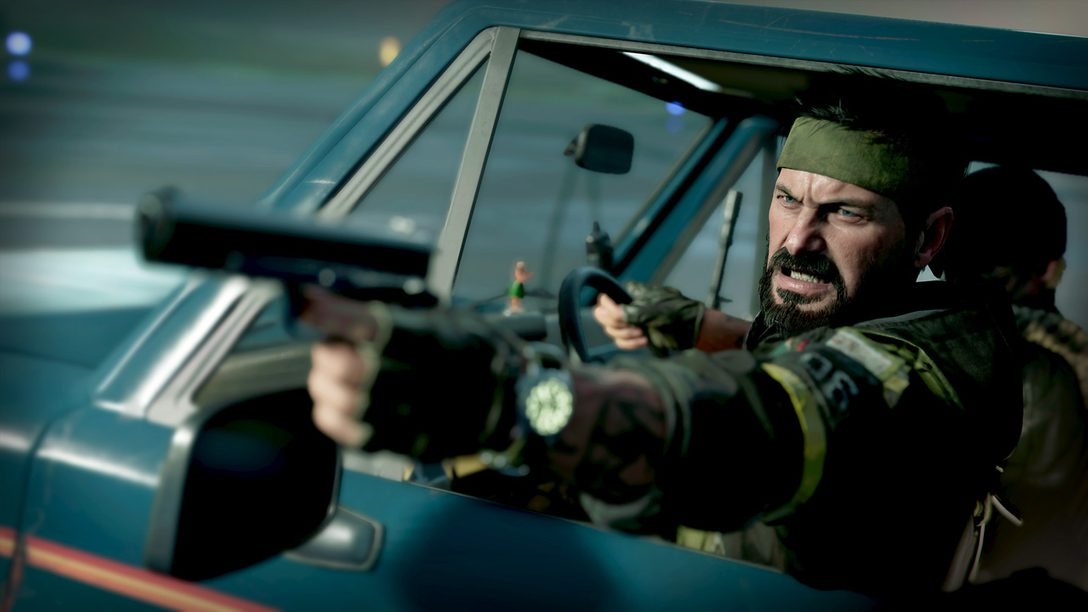Revelamos o gameplay da primeira campanha de Call of Duty: Black Ops