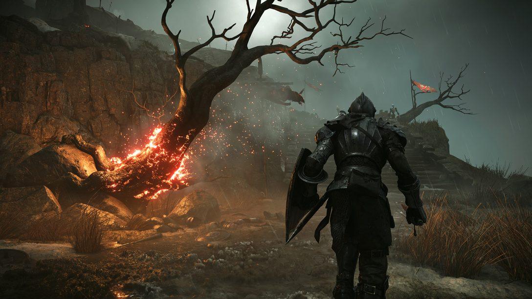 Demon's Souls – Prévia de jogabilidade no PS5