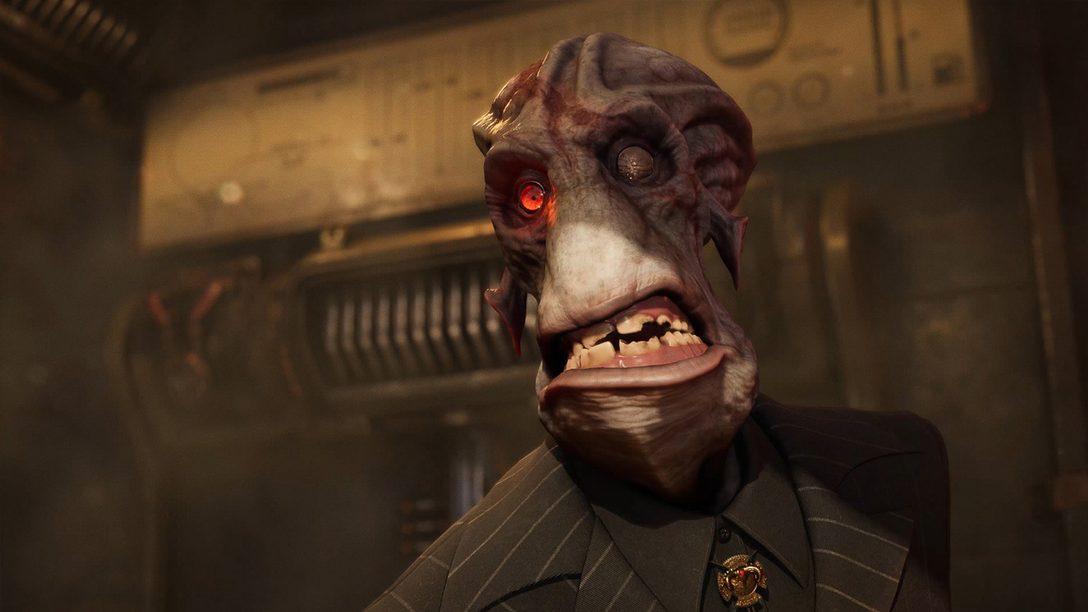 A nova amostra do gameplay de Oddworld: Soulstorm para PS5 revela que o jogo está maior e mais ousado do que nunca.