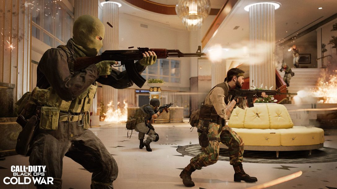 Tudo que você precisa saber sobre o Beta aberto de Call of Duty: Black Ops Cold War