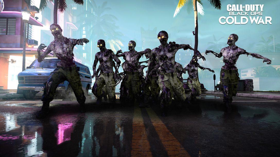 Confira de perto o modo Aniquilação de Zumbis de Call of Duty: Black Ops Cold War