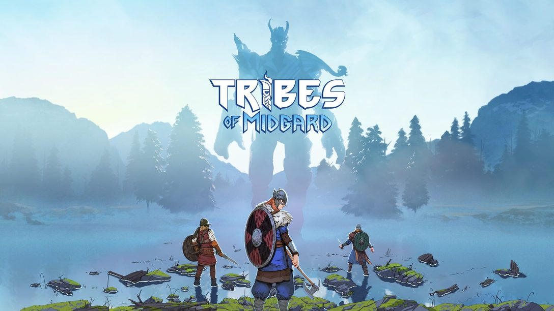 Lute contra o fim do mundo em Tribes of Midgard