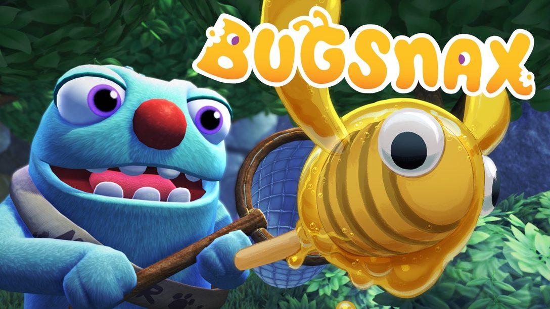 Bugsnax será gratuito no lançamento do PS5 para membros PS Plus