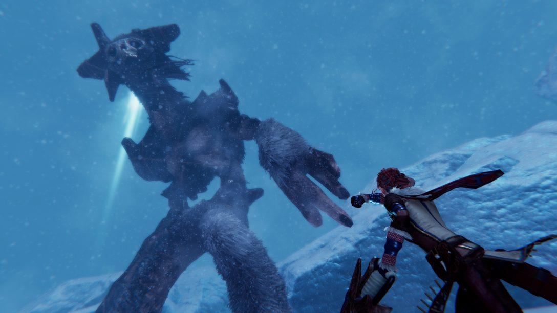 Praey for the Gods chega para PS5 e PS4 em 2021