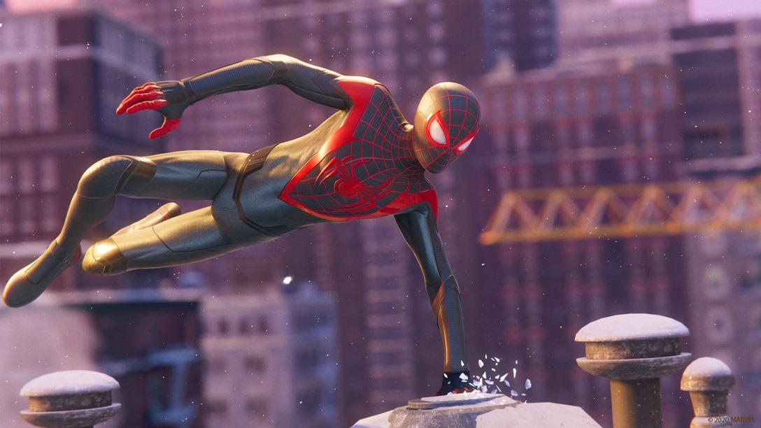 Marvel's Spider-Man: Miles Morales chega esta semana para PS4 e PS5