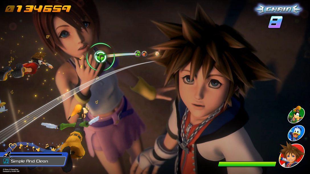5 dicas para dominar a música de Kingdom Hearts Melody of Memory