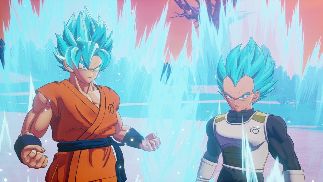 O segundo episódio Boss Battle chega amanhã para Dragon Ball Z: Kakarot