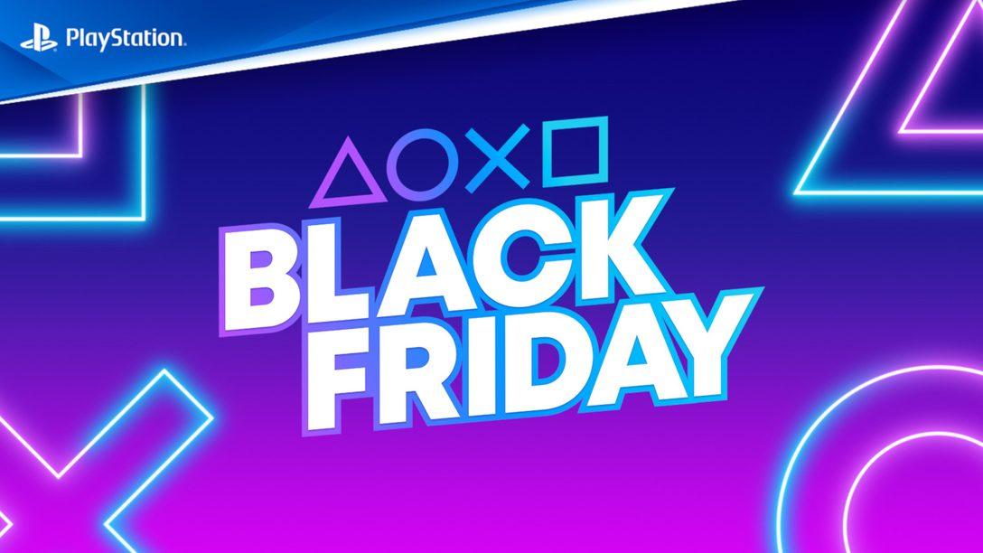 Ofertas da Black Friday da PlayStation começam hoje