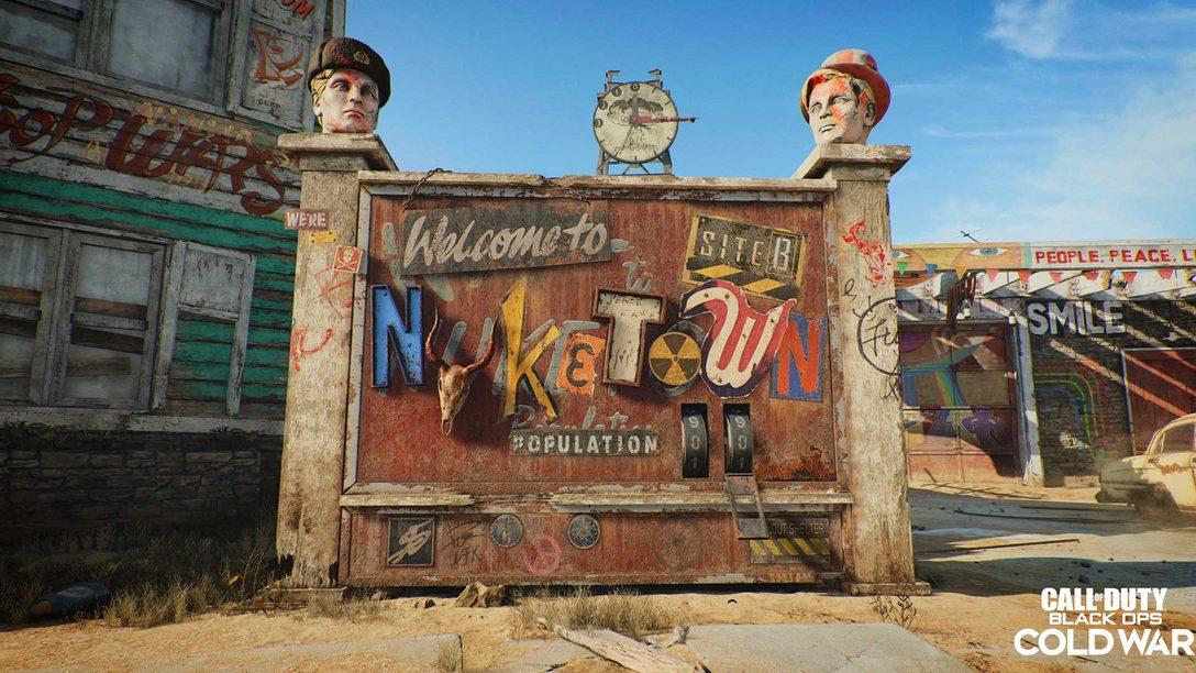 Dicas para dominar o mapa Nuketown '84 de Call of Duty: Black Ops Cold War, disponível agora