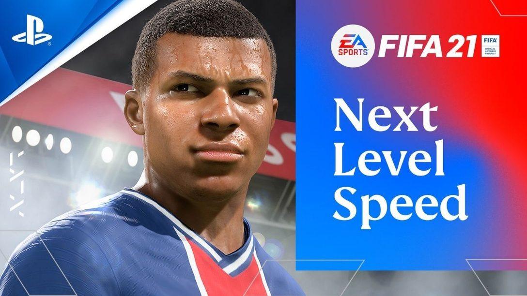 FIFA 21 para PS5: primeiros detalhes do gameplay
