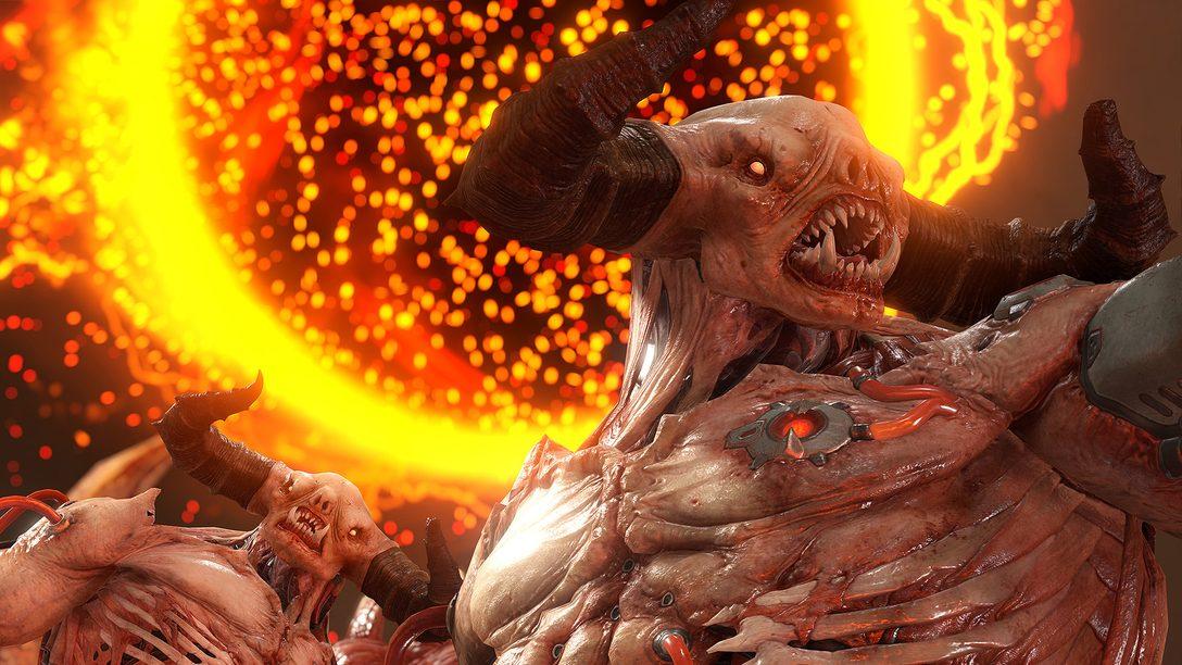 Encare um novo Master Level na mais recente atualização de Doom Eternal