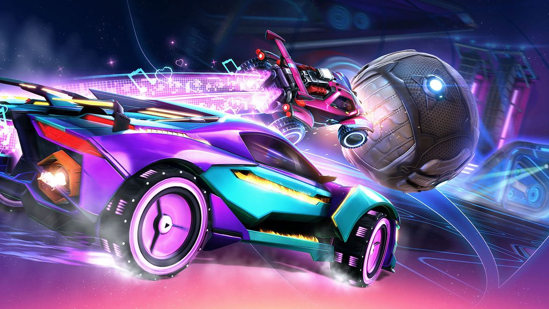 A Temporada 2 de Rocket League chega no dia 9 de dezembro