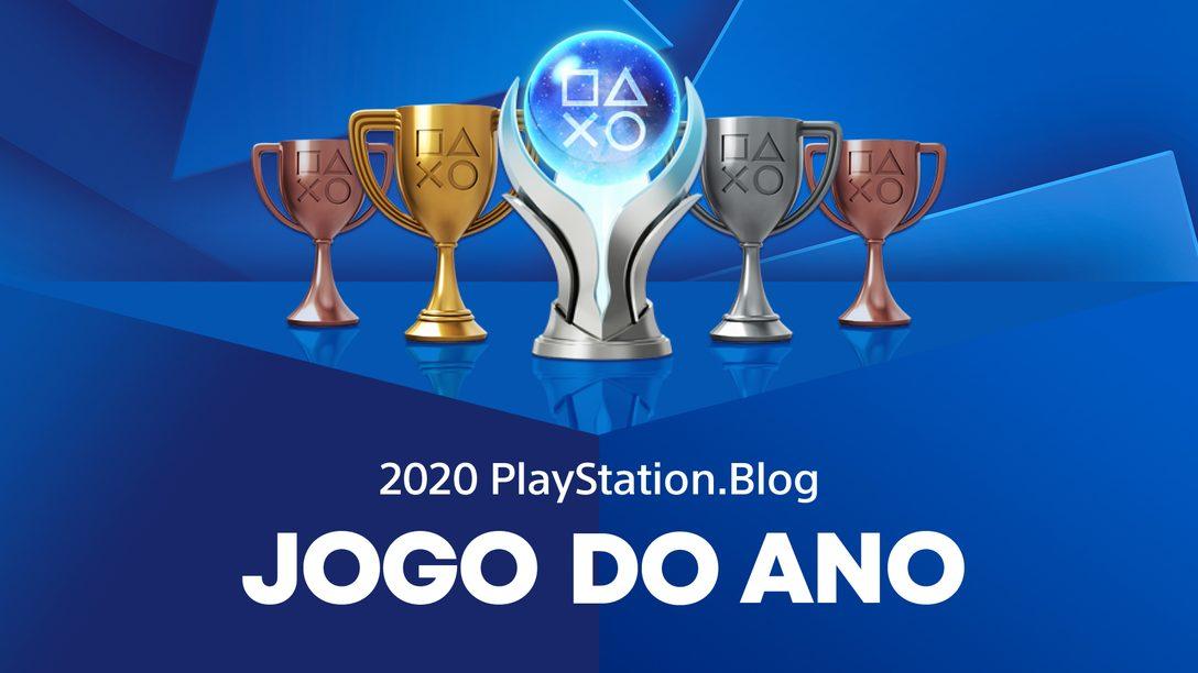 Começou a votação para Jogo do Ano no PlayStation Blog