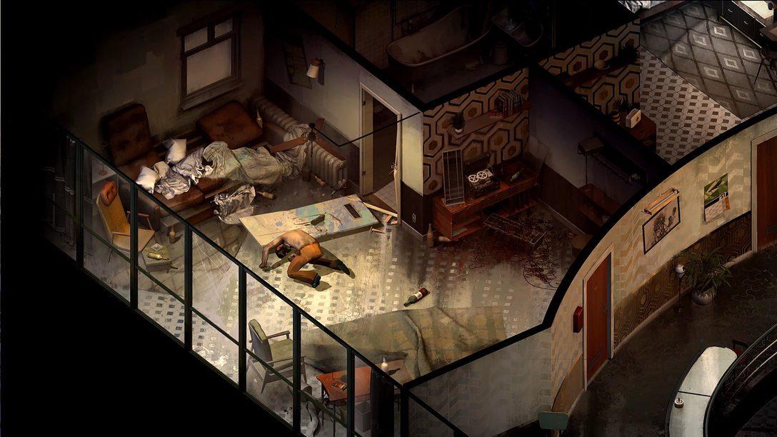 Disco Elysium – The Final Cut chega para PS4 e PS5 em 2021