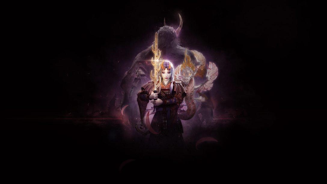A emocionante expansão final de Nioh 2, The First Samurai, chega hoje