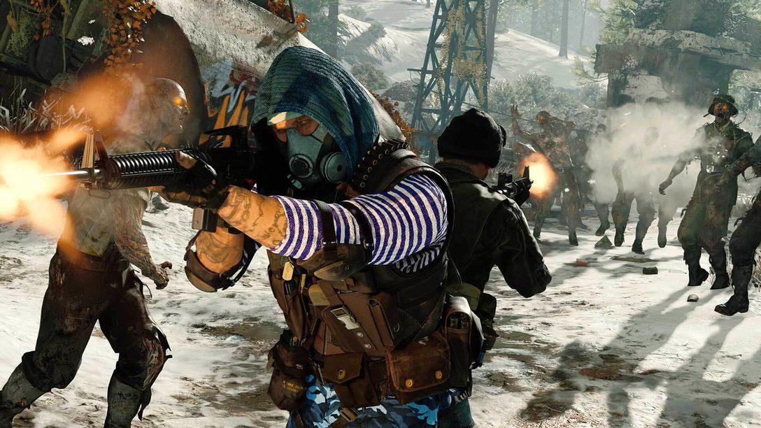 Novo modo Cranked Zombies chega para Black Ops Cold War, além de uma semana de acesso gratuito a Zombies
