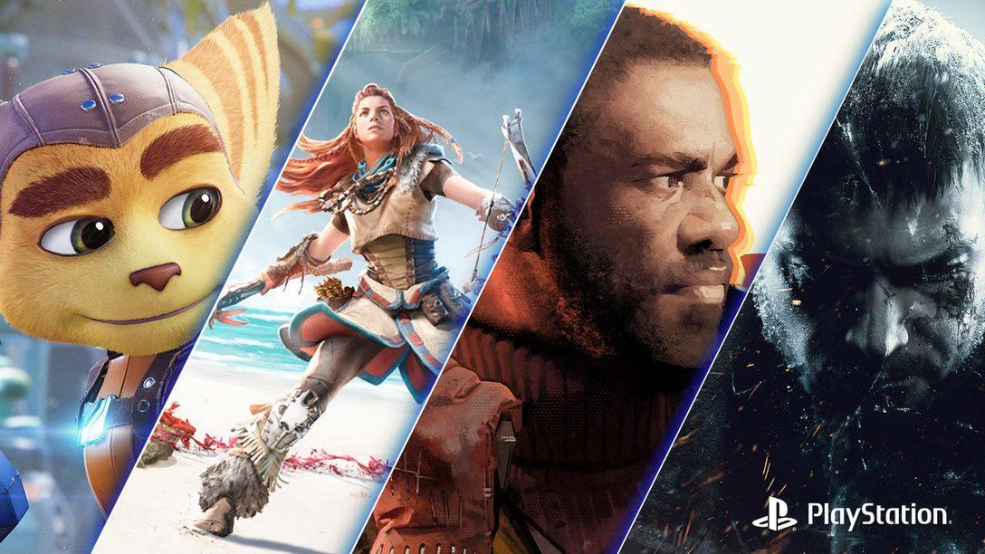 Os lançamentos mais aguardados de 2021 e além pelos desenvolvedores PlayStation